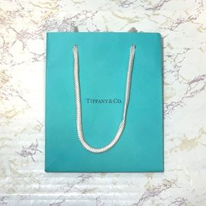 Tiffany & Co. Small Shopping Bag